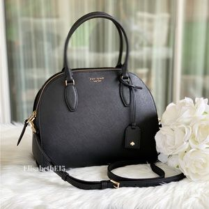 Kate Spade Reiley Large Dome Satchel